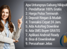 Software Pulsa Gratis