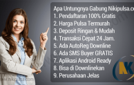 Jual Pulsa Paling Murah April 2017